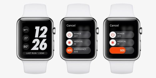 Apple Watch SOS calls 911 after college student's car crash - 9to5Mac