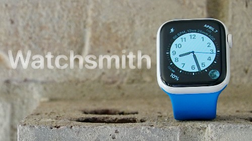 [Update: watchOS 7 multi complication support] Watchsmith is a must-have app for unlocking new Apple Watch features with dynamic complications - 9to5Mac