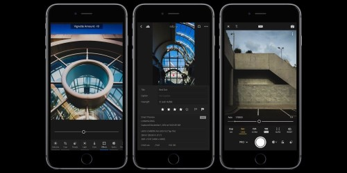 Adobe Lightroom for iOS gains improved editing interface, new info screen, pro mode, more - 9to5Mac