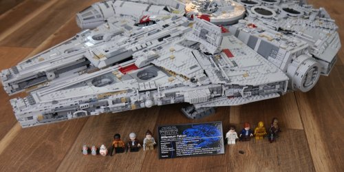 LEGO Prime Day deals: Star Wars, and more from $11 - 9to5Toys