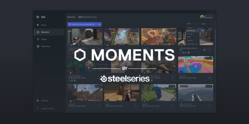SteelSeries Moments is free game capture software - 9to5Toys