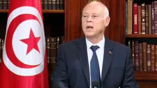 Tunisia's president abolishes constitutional monitoring body