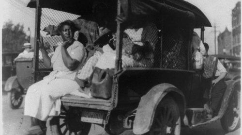 Black Wall Street, Collective Memory, and Reparations