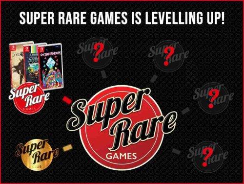 Super Rare Games Announces New Physical Label