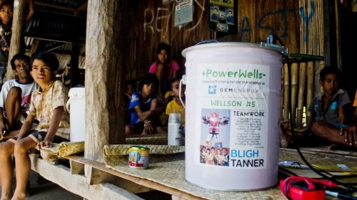 Travelling 250km to charge a phone prompts revolutionary e-waste solution for poverty-stricken families
