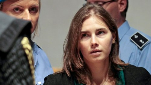 'I take issue with it': Amanda Knox is out to stop her story being hijacked by others