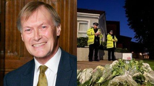 Stabbing murder of British MP ruled a terrorist incident