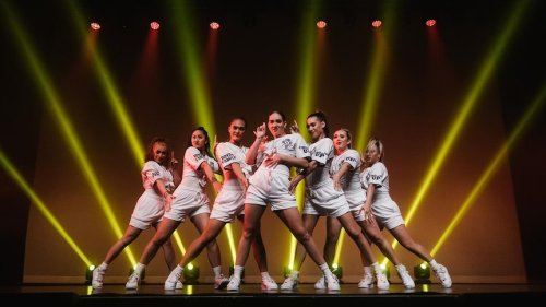 From the suburbs to the Superbowl stage. How one dance crew 'changed the whole game'