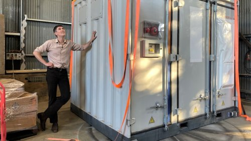 This battery may not be 'big' but experts say it's enough to 'petrify' energy providers