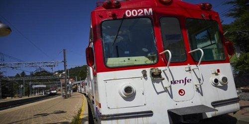 El tren de Cotos prepara su renovación tras 100 años de historia