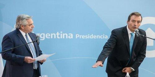 Fernández despeja el camino de la impunidad para la viuda de Kirchner