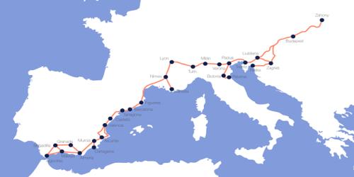 El Corredor Mediterráneo: instrumento fundamental de reactivación económica y desarrollo sostenible