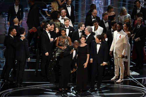 Oscar moments that made history