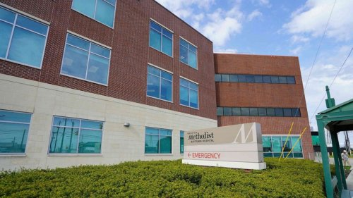 Texas hospital reports its 1st case of lambda COVID-19 variant