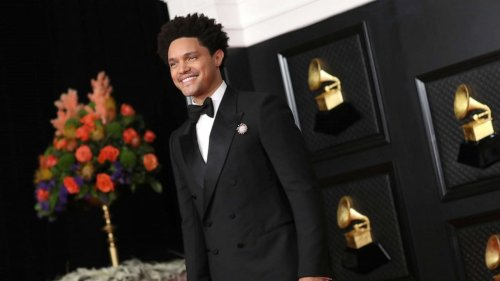 Grammys 2021: Trevor Noah opens show with short, sweet and funny monologue