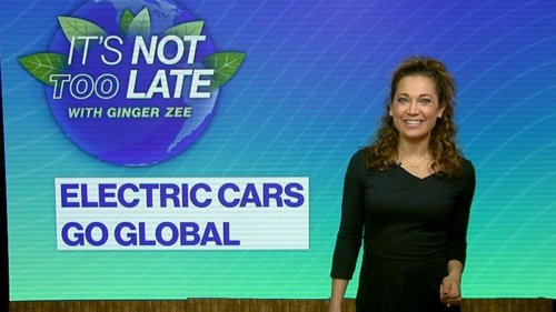 Norway's electric car push