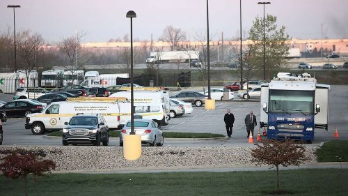 8 killed in Indianapolis FedEx shooting: Suspect had 'no confrontation with anyone,' police said