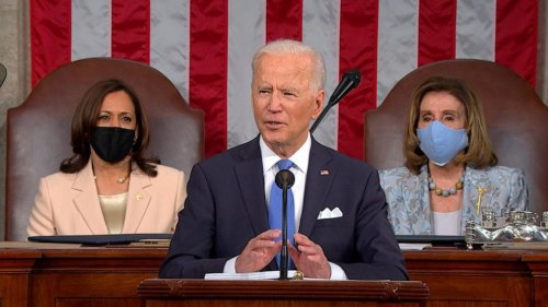 President Biden condemns 'lethal terrorist threat' of white supremacy