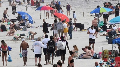 Florida reports more than 10,000 COVID-19 variant cases, surge after spring break