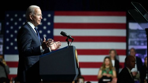 Biden delivers remarks on Tulsa Race Massacre after meeting with survivors