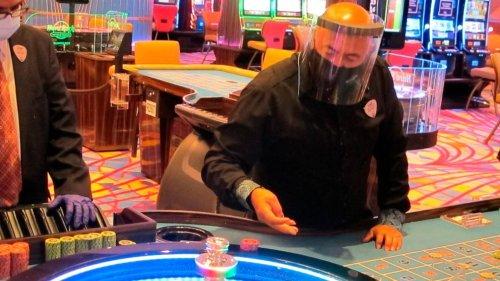 Virus knocks 80% off Atlantic City casino profits in 2020