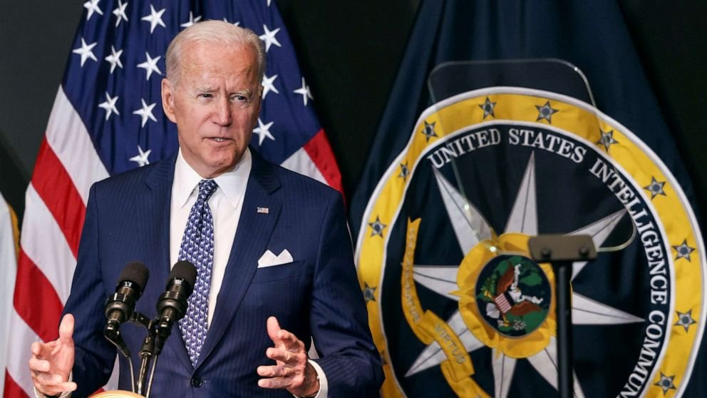 Requirement for all federal employees to get vaccine 'under consideration': Biden
