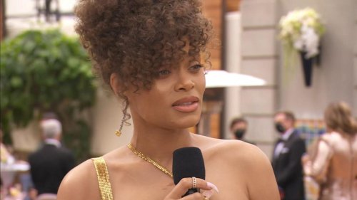 Andra Day speaks on vindicating Billie Holiday's legacy