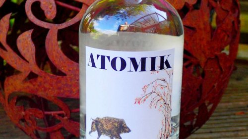 Ukraine seized vodka made from Chernobyl apples. The scientists who made it want it back