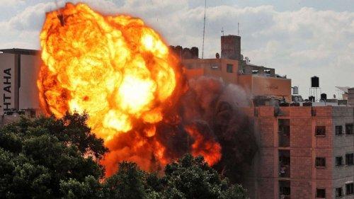 Israeli ground troops attacking in Gaza Strip, IDF says