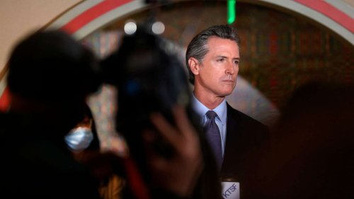 Why are some Californians trying to recall Gov. Gavin Newsom and how does the process work?