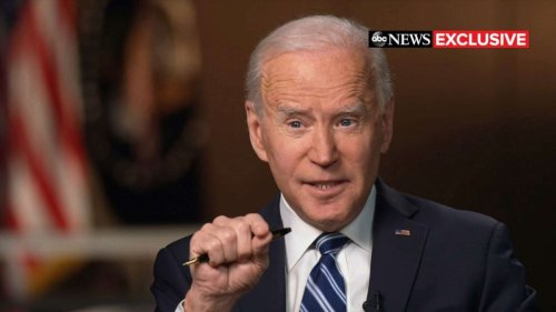 Biden tells migrants 'don't come over' in ABC News exclusive interview