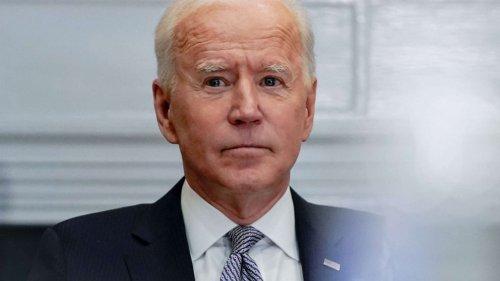 Biden proposes summit with Putin amid Russian military buildup on Ukraine's border