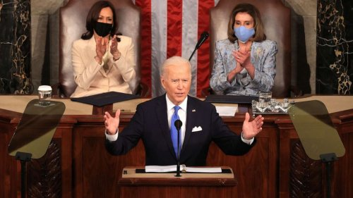 Key takeaways from Biden's 1st address to a joint session of Congress