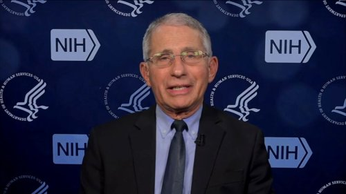 Dr. Fauci reflects on the pandemic's 1-year mark and how to get back to 'normality'