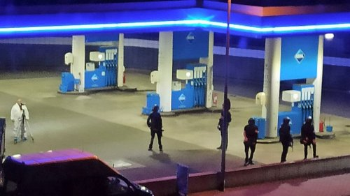 20-year-old gas station cashier in Germany fatally shot by anti-masker: Police