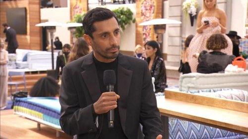 Riz Ahmed talks about telling story of deaf drummer through 'Sound of Metal'