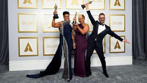 'Ma Rainey's Black Bottom' makeup and hair team make Oscars history