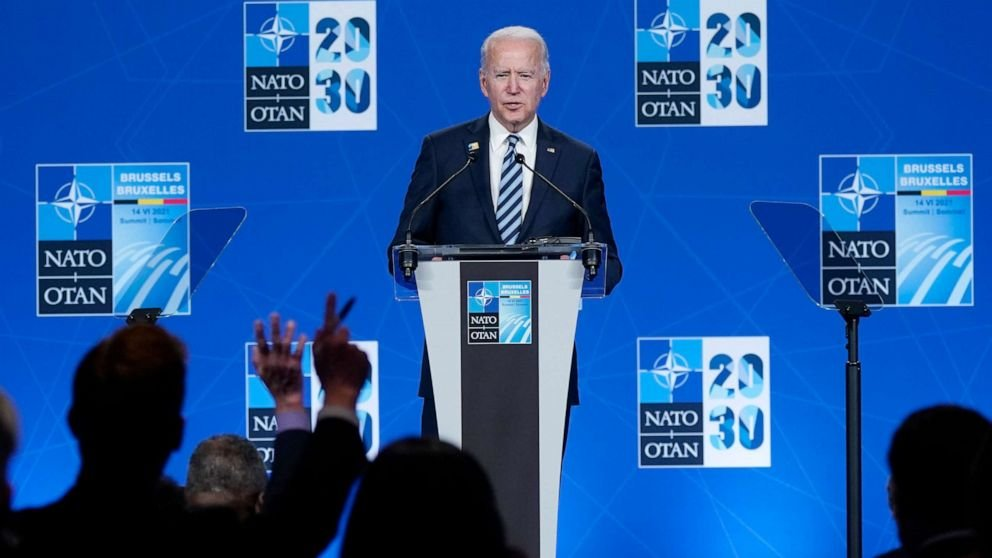 All eyes on Biden-Putin summit after 'incredibly productive' day at NATO