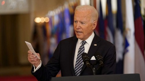 Key takeaways from Biden's 1st prime-time address to the nation