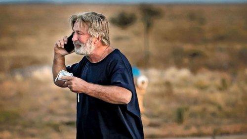Cinematographer Halyna Hutchins dies after prop gun fired by Alec Baldwin fires live round