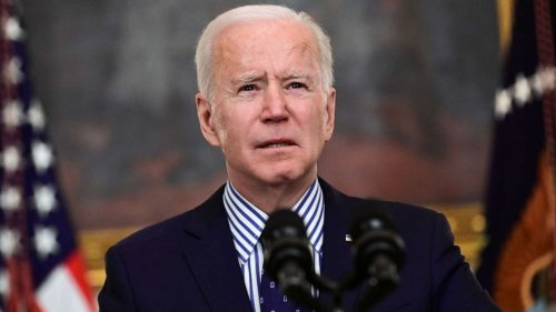 Biden to make primetime address Thursday marking 1 year into pandemic