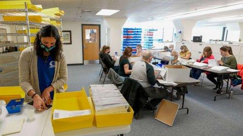 Pennsylvania judge permits campaign observers up-close view of ballot count after Trump complaint
