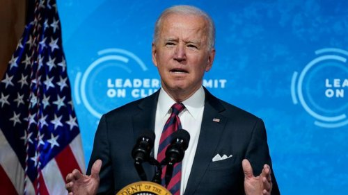 Biden seeks to slash carbon emissions in half by 2030