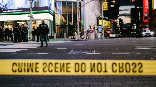 Times Square shooting suspect arrested by US Marshals in Florida