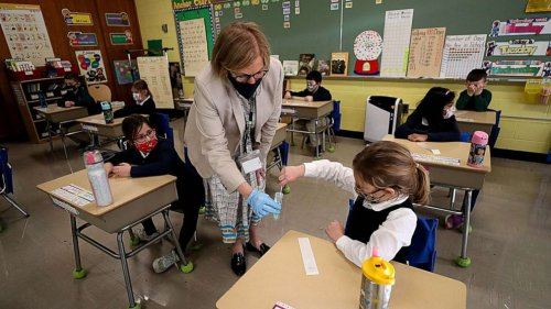 Biden administration to allocate billions toward COVID-19 testing for schools