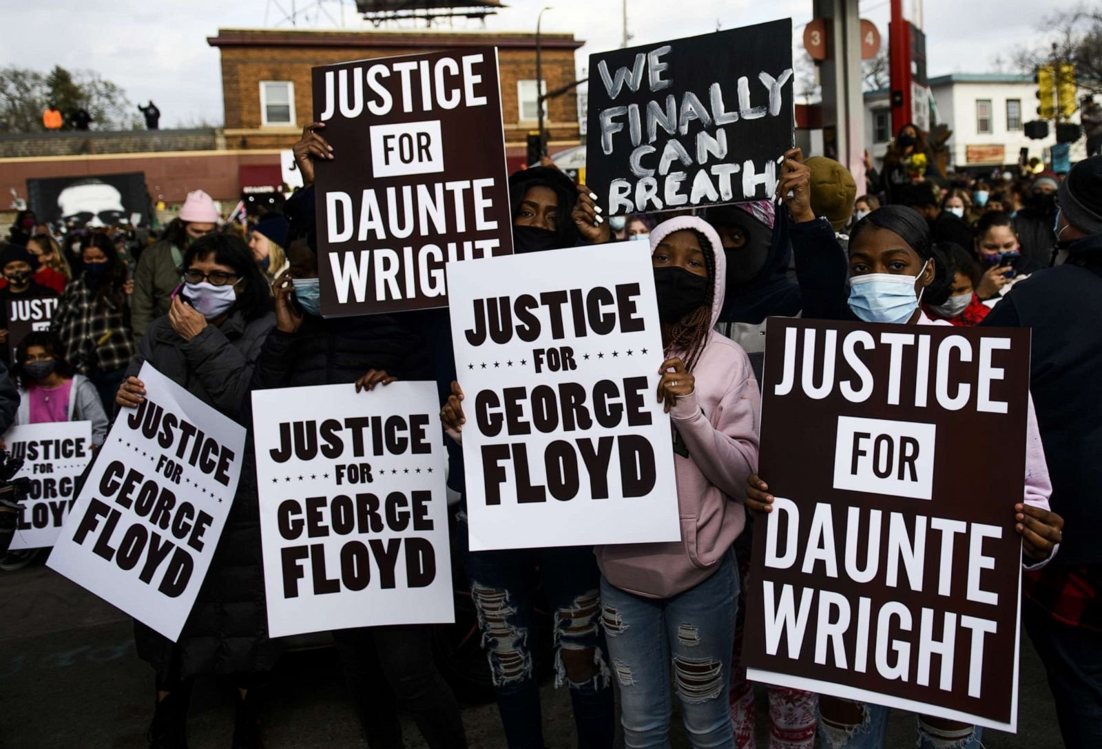 A year after George Floyd's death, America is still grappling with policing - cover