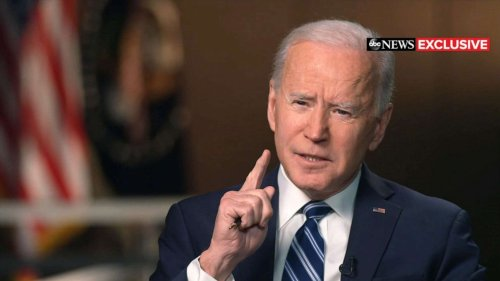 Cuomo should resign if allegations confirmed: Biden in exclusive ABC News interview