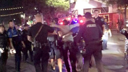 4 mass shootings in 6 hours leave 38 wounded, 6 dead across US