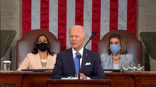 President Biden says corporations, wealthiest need to 'begin to pay their fair share'
