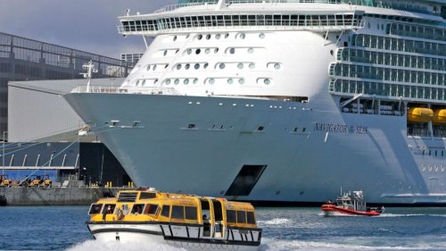 Cruise lines race to vaccinate thousands of crew in hope for mid-July restart